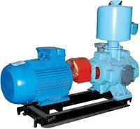 Вакуумный водокольцевой насос ВВН 1-12 с эл. двиг 30/1000 об/мин