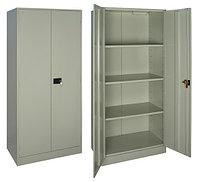 Шкаф архивный металлический ШАМ - 11/400 (1860х850х400мм)