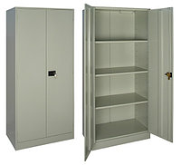 Шкаф металлический для документов ШАМ - 11-920 (183х92х45 см)
