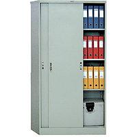 Шкаф металлический для документов ШАМ - 11.К (186х96х40 см)