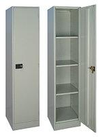 Шкаф металлический для документов ШАМ - 12 (186х42,5х50 см)