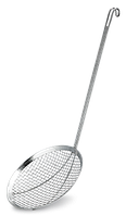 Дуршлаг  крупная сетка металл 16 см