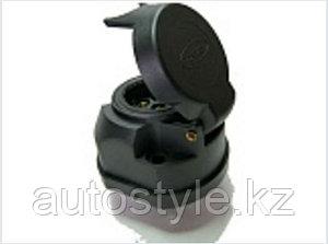 Розетка фаркопа 7 контактная 12V