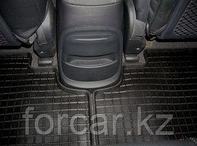 Коврики резиновые (сетка) Seintex в салон  AVENSIS 2002 -, фото 3