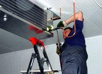 Ремонт, техническое обслуживание холодильных камер