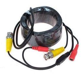 Кабель для видеокамеры BNC+DC 15 м