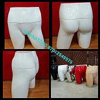 Манекен для демонстрации нижнего белья цвет белый