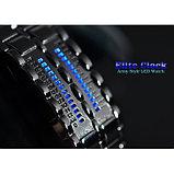 Элитные часы - Армия Стиль светодиодные часы, фото 3
