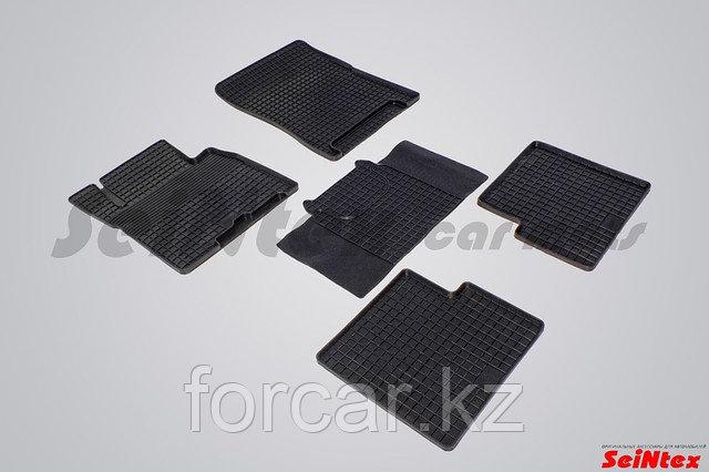 Коврики резиновые (сетка) Seintex в салон MERCEDES-BENZ G-Class W463  2001 -  2013