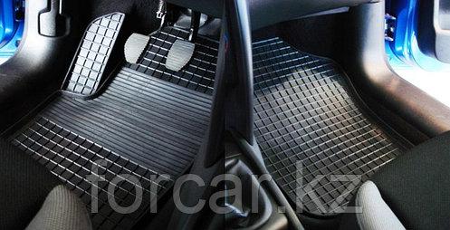 Коврики резиновые (сетка) Seintex в салон MERCEDES-BENZ M-Class W164  2006 -, фото 2