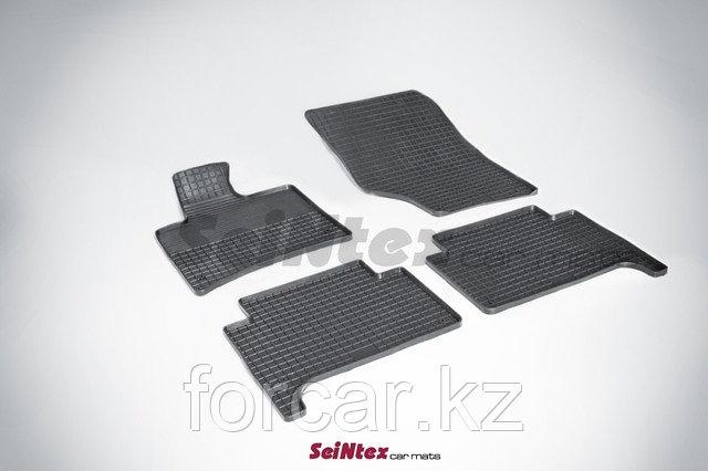 Коврики резиновые Seintex в салон AUDI Q-7, фото 2