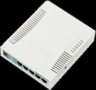 Беспроводной маршрутизатор RB951G-2HnD