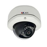 IP камера видеонаблюдения 3МП Антивандальная купольная ACTi D72