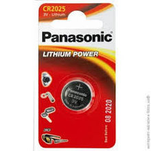 Panasonic CR-2025EL/1B Батарейка дисковая литиевая