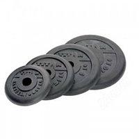 Диски профессиональные обрезиненные d=51 мм (TTN51)