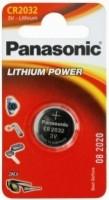 Panasonic CR-2032L/1BP Батарейка дисковая литиевая