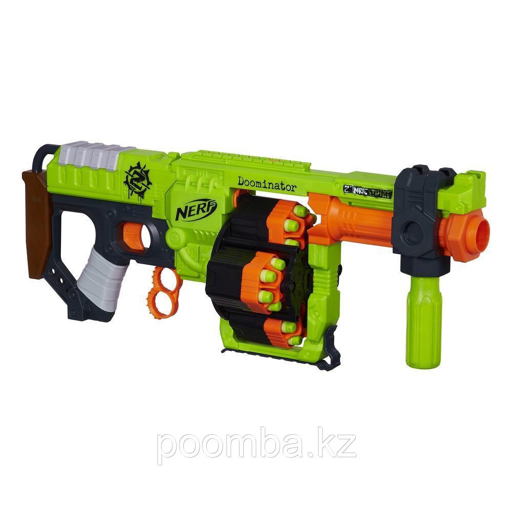Бластер NERF Зомби Страйк Ордовик Zombie Strike Doominator