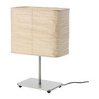 Лампа настольная МАГНАРП естественный ИКЕА, IKEA, фото 1