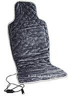 Накидка с подогревом на сиденье автомобиля, чехол на сиденье с подогревом