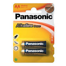 Panasonic LR6APB/2BP батарейка Alkaline Power тип АА