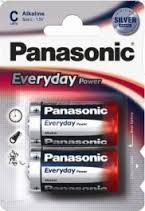 Panasonic LR14EPS/2BP Every Day Power тип C
