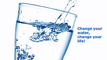 Ионизированная вода из Японии и Кореи.