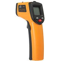 """Цифровой инфракрасный термометр с 1,2"""" ЖК-дисплеем с лазерным целеуказателем"""