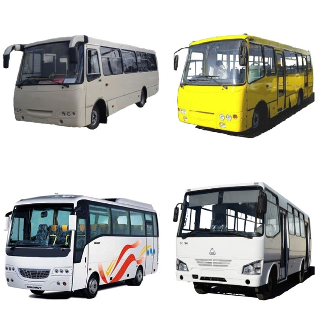 Isuzu-Buses