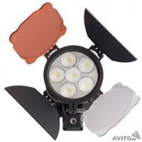 Свет накамерный +аккумулятор + зарядное устройство 23000 тенге. 5010