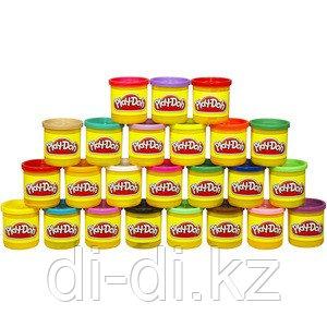 Набор пластилина из 24 банок PLAY DOH - фото 2