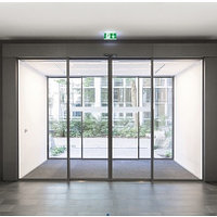 Автоматические раздвижные двери DORMA, фото 1