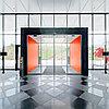 Автоматические рздвижные двери