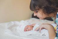 выписка из роддома, фотосъемка новорожденных