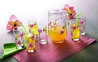 Набор Luminarc WATER COLOR  графин + 6 стаканов