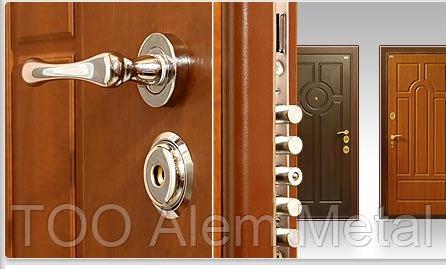 Как выбрать входные металлические двери?