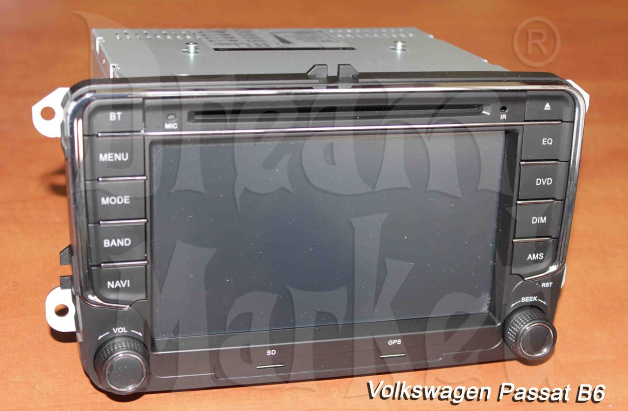 Автомагнитола Volkswagen B6