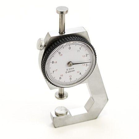 Толщиномер 0/20мм, точность 0,1мм