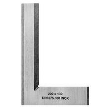 Угольник плоский лекальный DIN 875, 200*130мм