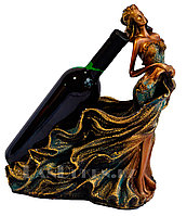 Подставка под бутылки в виде статуи, статуэтка подставка для вина, держатель для бутылок вина
