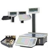 Весы электронные торговые с печатью этикеток Штрих-Принт M v.4.5