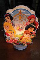 """Детский светильник - ночник """"Принцессы"""", фото 1"""