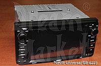 Автомагнитола Toyota Universal GB-6223, GPS, DVD, камера в подарок, фото 1