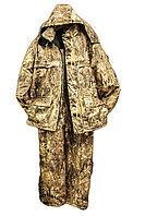 Зимний костюм, камуфлированный