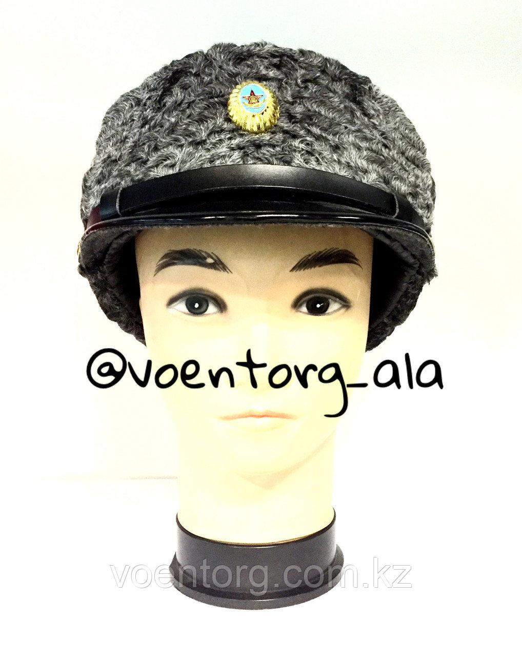 Офицерская каракулевая шапка
