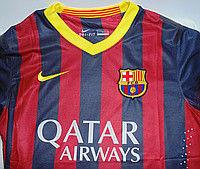 Оригинал футбольная форма ФК Барселона