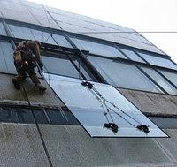Замена стеклопакетов и разбитых стекол в Астане