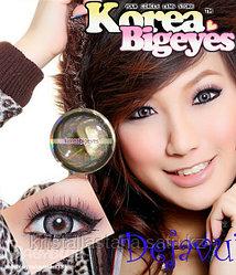 Цветные контактные линзы, увеличивающие глаза!!!Неземная красота!