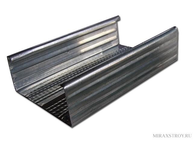 Профиль потолчный 60*27,толщина 0,40 мм