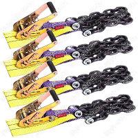 Комплект браслетов противоскольжения 4WD R21-R22,5, 4шт