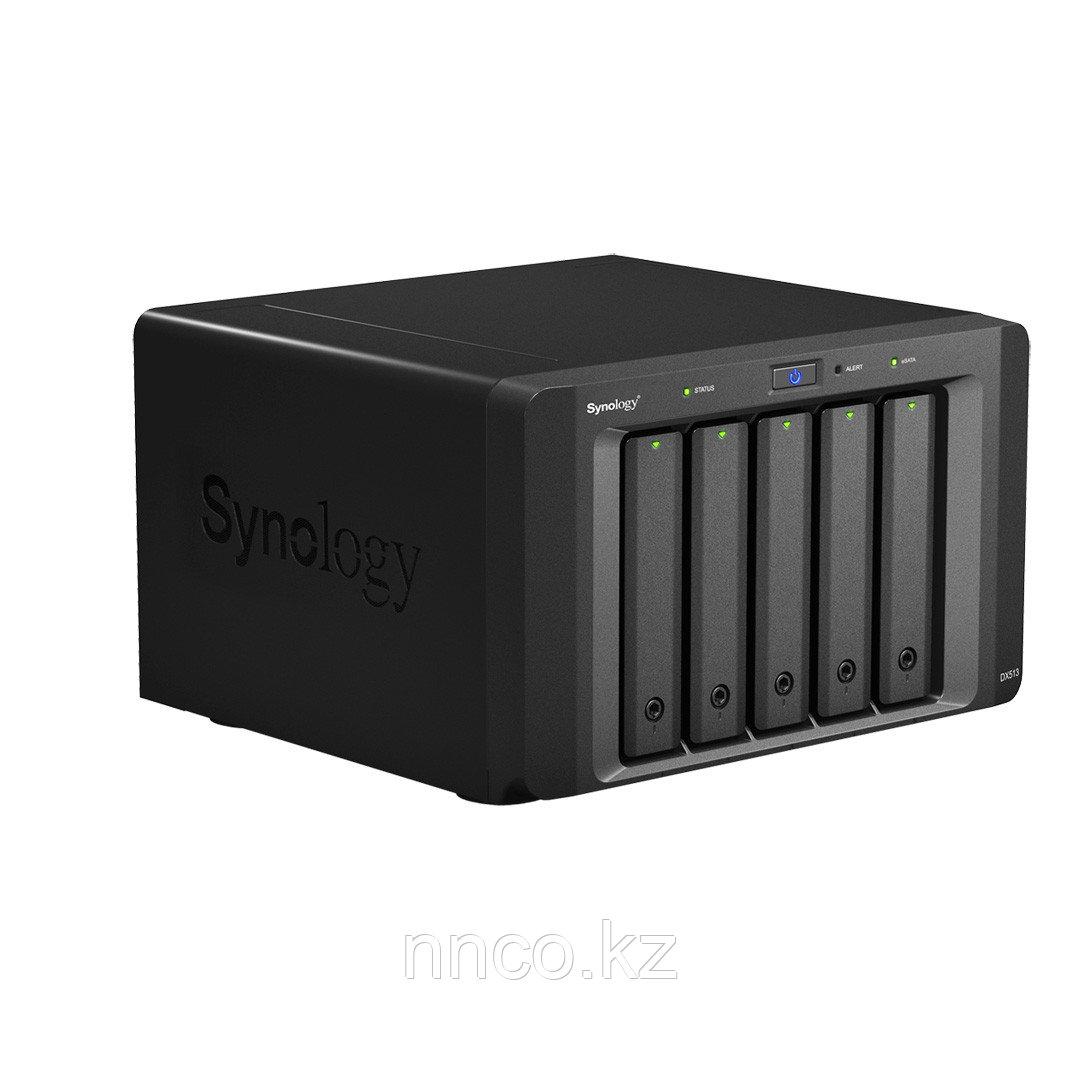 Synology DX517 5-ти дисковый Блок расширения для увеличения дисковой емкости